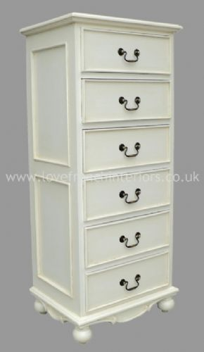 Rochelle Star French Tallboy in your choice of colour